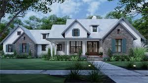farm house style house plan 7844