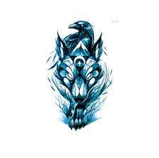 Tatuaz Zmywalny Lc 571 Wilk Tatuazezmywalne Pl