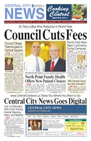 Central City News 03-24-11 by Community Press LLC - issuu