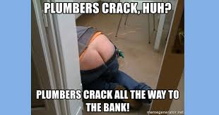 Image result for plumbers crack