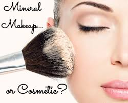mineral makeup vs cosmetic makeup