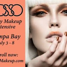 bosso intensive los angeles makeup