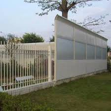 Fence Soundproofing Fence Soundproofing Suppliers And Manufacturers At Alibaba Com