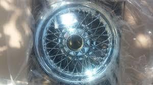 MWS XW5729 Wheels (Rims) installed on Kevin Ferreiro's Triumph Spitfire on  Wheelwell