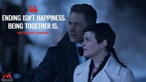 ending isn t happiness being together is magicalquote