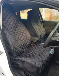volvo c30 quilted front seat covers