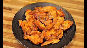 oil free low fat en wings