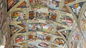 the top 10 secrets of the sistine chapel