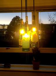 how to make a wine bottle lamp snapguide