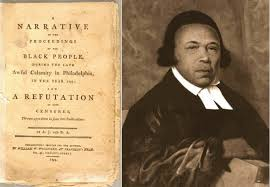 """Nation State of Mind on Twitter: """"The quote is from Richard Allen, the  image attached to the pamphlet is Absalom Jones, who was Allen's co-author  for this text.… https://t.co/0H37FtAabN"""""""