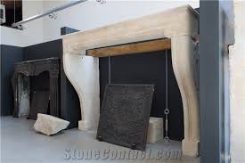 antique french stone fireplaces