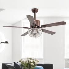 cater ceiling fan with lights rustic