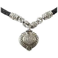 vintage judith ripka sterling silver