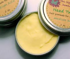 diy all natural hair styling pomade