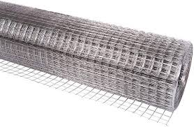 Galvanised Welded Wire Mesh Available In 9 Sizes 39 Height 10m Or 25m Roll For Garden Aviary Fencing Fence Rabbit Chicken Amazon Co Uk Diy Tools