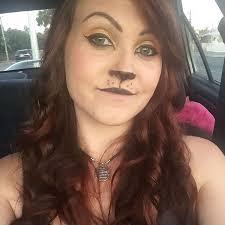 cowardly lion makeup saubhaya makeup