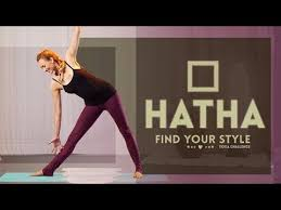 hatha flow yoga for beginners 30 min