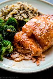Easy Honey Chipotle Salmon