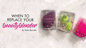 replace your beautyblender