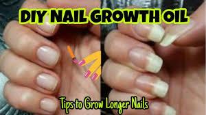 how to grow nails fast diy nail