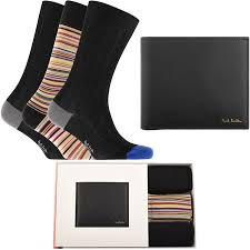 PS By Paul Smith Socks And Wallet Gift Set | Mainline Menswear Denmark