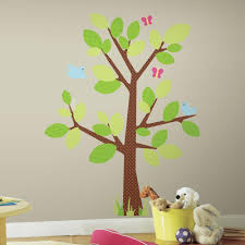 Kids Tree Giant Wall Decal Roommates Decor
