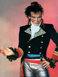 Adam Ant #imean #drool #youngglory | Adam ant, Ant music, New wave music