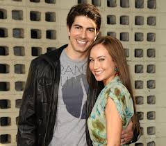 Brandon Routh & Courtney Ford Welcome Baby Boy