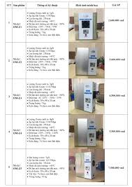 Báo giá máy tạo khí ozone công nghiệp xử lý nước, khử mùi diệt khuẩn