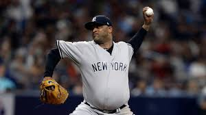 CC Sabathia a hit out of bullpen, but Choi's HR lifts Rays over ...