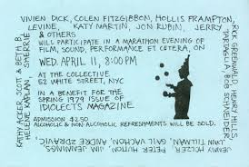 The Collective, Coleen Fitzgibbon, Jenny Holzer, Scott and Beth B ...