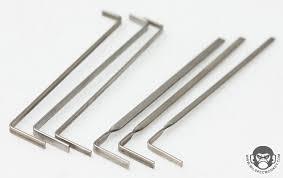 sparrows lock pick tools