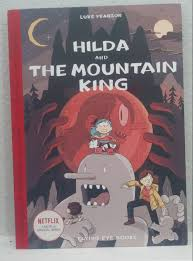 Comic Hilda and the Mountain King issue 1