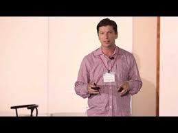 "Day 2: Listen to Adam Chapnick of Indiegogo give a talk about ""Disruption:  Harnessing the Crowd."" Take Away - Peo… 