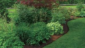 invisible flower bed borders for