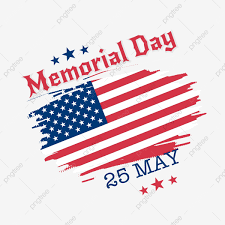 Abstract Brush Stroke Usa Memorial Day, Day, July, Flag PNG and ...