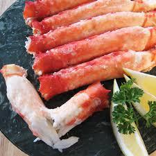 Alaska Red King Crab Merus Meat ...