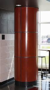 Wood Grain Column Covers Decorative Metal Column Cover Gordon Inc