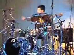 Johnny Rabb @ MEINL Drum Festival 2005 part V - YouTube