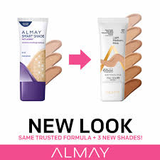 almay smart shade anti aging skintone