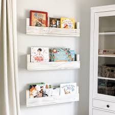White Baby Kids Bookcases You Ll Love In 2020 Wayfair