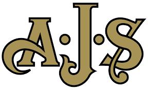ajs motorcycles logo vector png