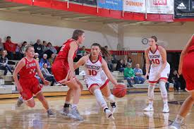 NCAA Division III Week: Abby Olson | Bethany Vikings Women's Basketball