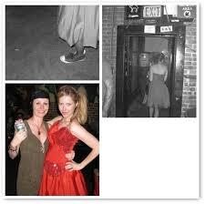 Iva James Wright - Converse Chucks, N/A Vintage Prom Dress - Shoes on loan.    LOOKBOOK