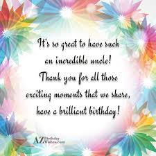 best uncle birthday quotes wishes images picsmine