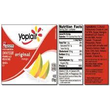 yoplait original mango yogurt reviews