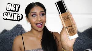 new make up for ever reboot foundation