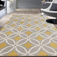 warrington gray yellow area rug