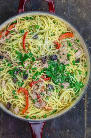 Best Tuna Pasta in 20 Minutes