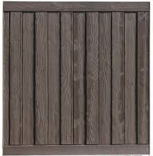 Simtek Fence Ashland 6 X 6 Fence Panel At Menards